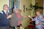 Klub dôchodcov - prípitok