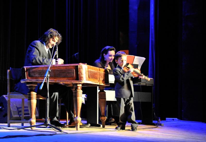 Benefičný koncert, Banská Bystrica