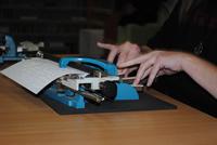 Súťaž v čítaní a písaní braillovho písma 2011