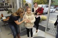 Deti tvoria v ateliéri Gordany Turuk
