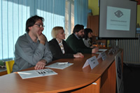 Tlačová konferencia k projektu Zaostrime na seniorov!