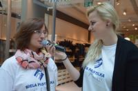 Moderátorka Kristína Prekopová vyspovedala tím Bielej pastelky