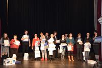 Ocenenia v kategórii prednes - poézia, próza a hlasové divadlo