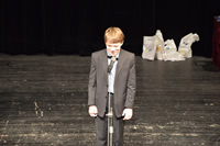 Víťaz recitácie poézie v kategórii Deti