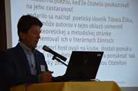 Predstavenie literárneho klubu pri SKN v Levoči