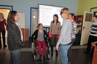 Simulácia rôznych druhov postihnutí