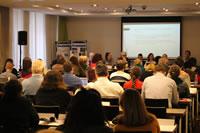 Konferencia - pohľad na účastníkov