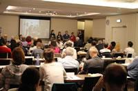 Konferencia - prezentácia bratislavských mládežníkov