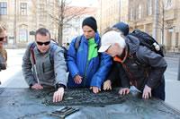 V Brne sme sa nestratili vďaka reliéfnej mape
