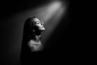 Lucia Blašková - Pohladená svetlom