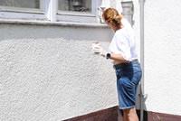 Obnova náteru okenných rámov