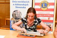 Zuzana Pohanková počas príprav