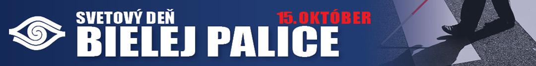 15. október Svetový deň Bielej palice 2020
