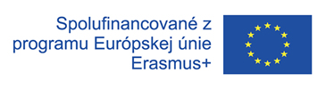 Co-financed by the European Union Erasmus + program logo (opens in new window)