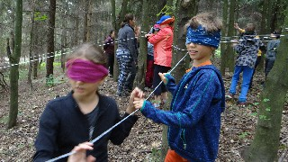 Deti na lanovej dráhe