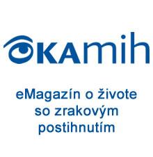 Okamih - eMagazín o živote so zrakovým postihnutím