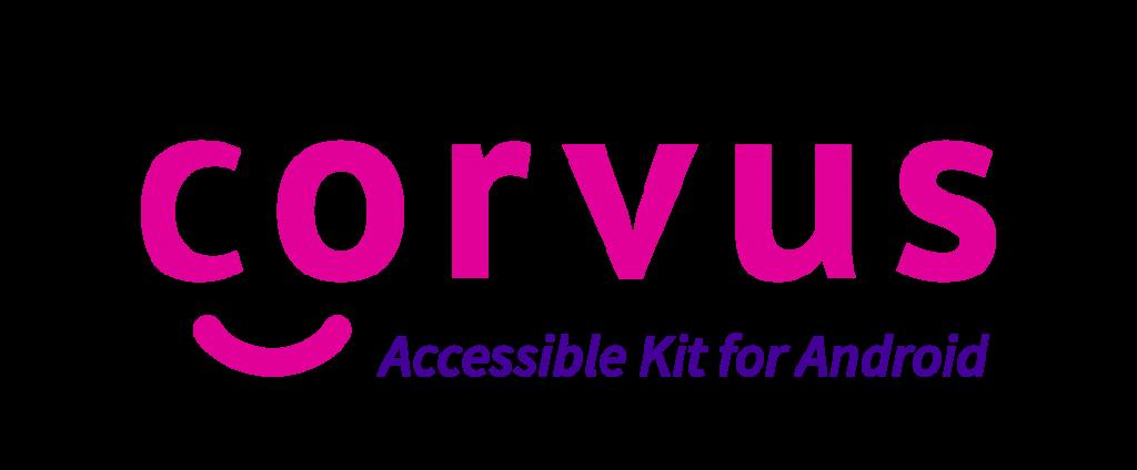 Logo spoločnosti corvus.