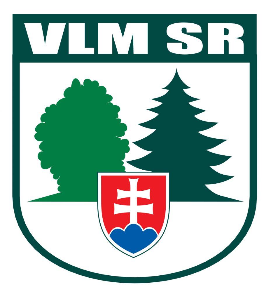 Logo Vojenských lesov SR